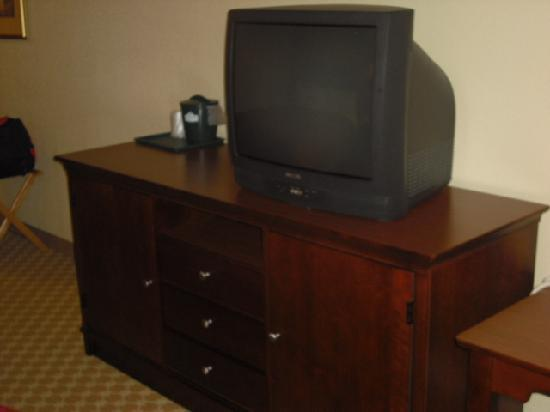 Country Inn & Suites By Carlson, Elyria: Standard television
