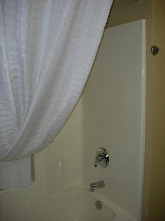 Country Inn & Suites by Radisson, Elyria, OH: Tub/Shower