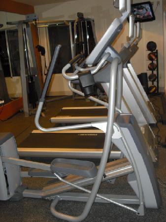 Hilton Garden Inn Cleveland/Twinsburg: Work out room
