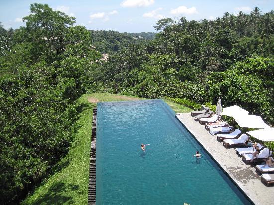Alila Ubud: The pool
