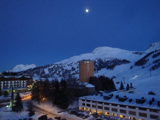Grand Hotel Duchi d'Aosta : di notte