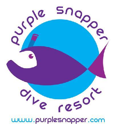 Purple Snapper Dive Resort: Our Logo