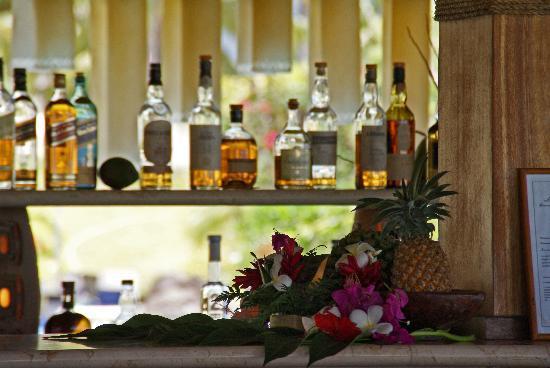 The St. Regis Bora Bora Resort : Bar
