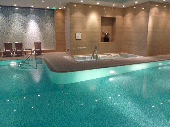 Fairmont Beijing: The fantastic swimmingpool
