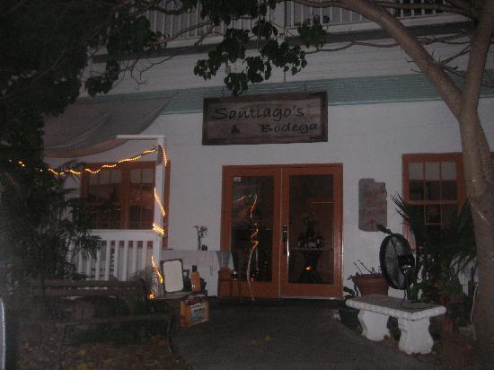 Santiago's Bodega: Great restaurant