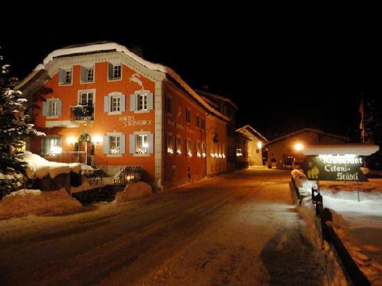 """Hotel Steinbock: Ansicht """"Steinbock"""""""