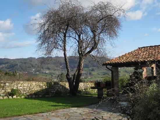 Apartamentos Rurales El Mirador de Cazanes: Exteriores