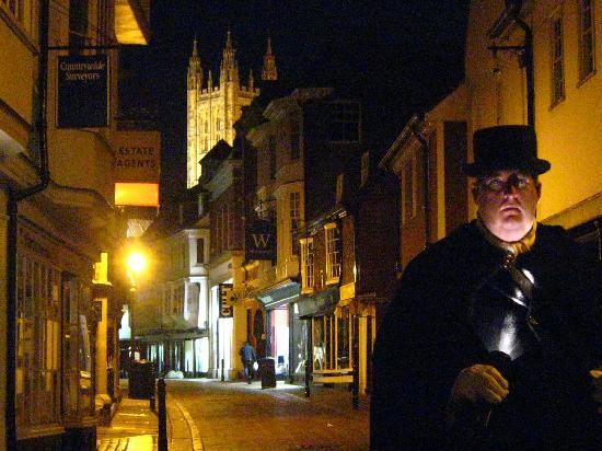 Canterbury Ghost Tour: Book online now