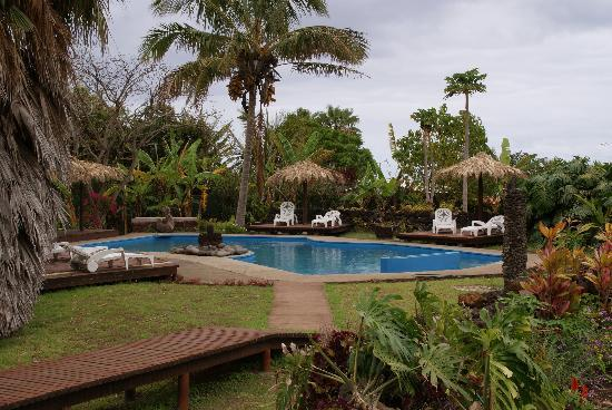 O'tai Hotel: Pool