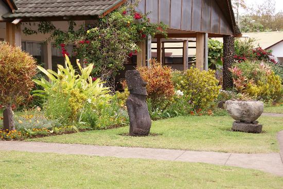 O'tai Hotel: Garden
