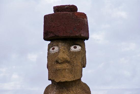 O'tai Hotel: Moai