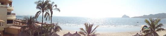 Hotel Playa Mazatlan: View from my room