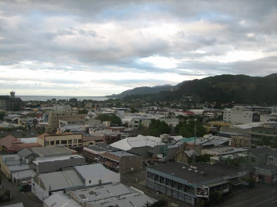 Rutherford Hotel Nelson: View from room