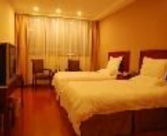 GreenTree Inn Shanghai Pudong Tangqiao Express Hotel: Green Tree Inn Shanghai Pujian Road Thumbnail