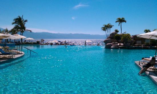 The Infinity Pool Picture Of Marriott Puerto Vallarta