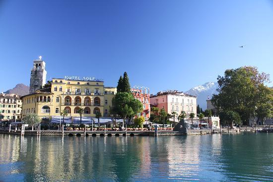 Albergo Ristorante Ancora: Riva Del Garda