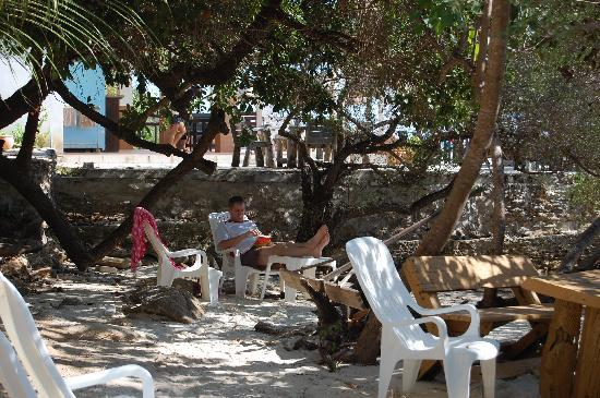 Baan Thai Sang Thian Resort : The Beach