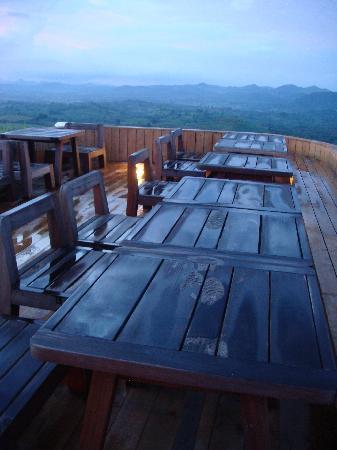 Sala Khao Yai: Restaurant
