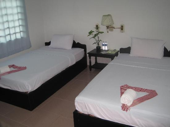 Angkor Dream Villa: our lovely room