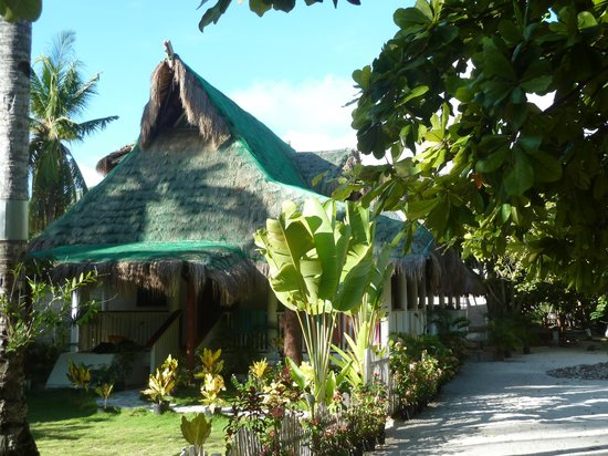 AABANA Beach & Watersport Resort Malapascua: Casablalnca