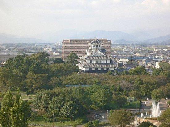 Nagahama, Japan: 全景