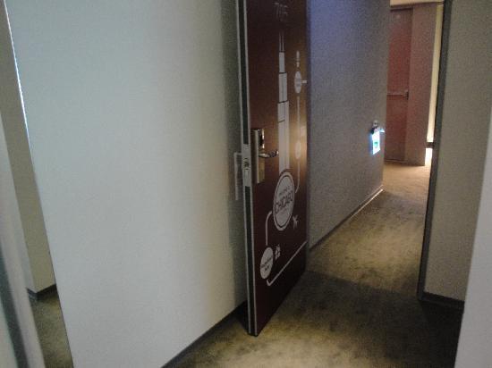CityInn Hotel - Taipei Station Branch III: Door entrance