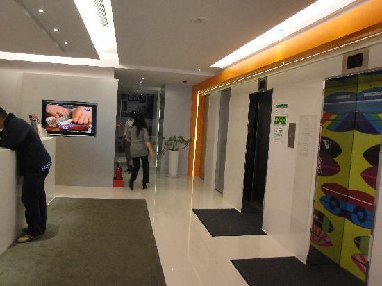 CityInn Hotel - Taipei Station Branch III: Lobby