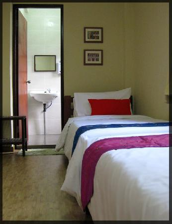 Beds Guesthouse: Twin (ensuite)
