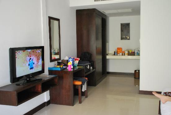 Krabi Aquamarine Resort & Spa: Room