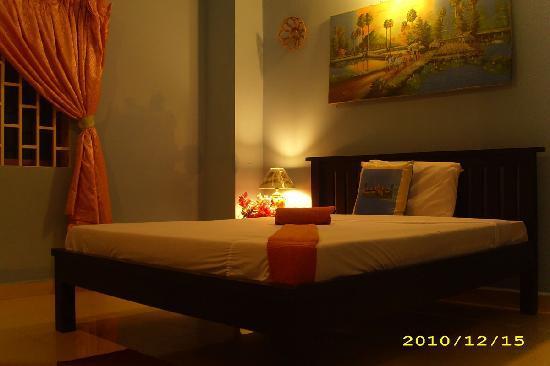 The King Angkor Villa : Single Room