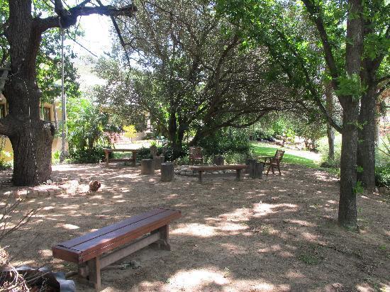 Citrusdal, Sudafrica: Gartenanlage