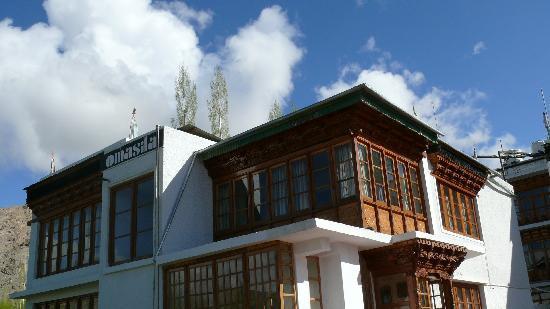 Hotel Omasila: The suite