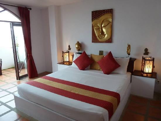 L' Hacienda: Seaview Room
