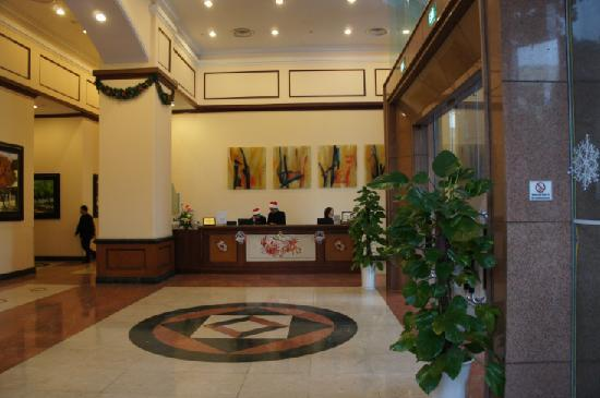 Somerset Grand Hanoi: Lobby