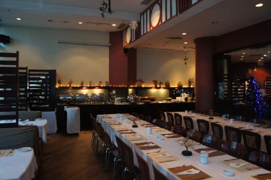 Somerset Grand Hanoi: ZASPAS restaurant