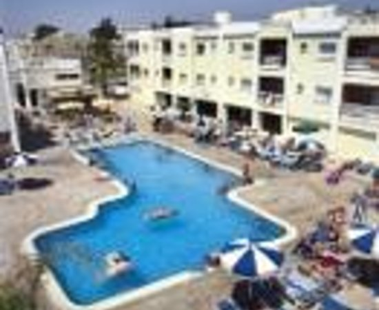 Star Hotels Ayia Napa All Inclusive
