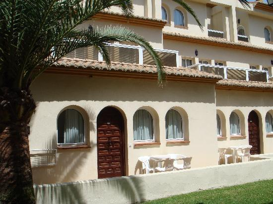 Hotel Pueblo Camino Real: les appartements indépendants