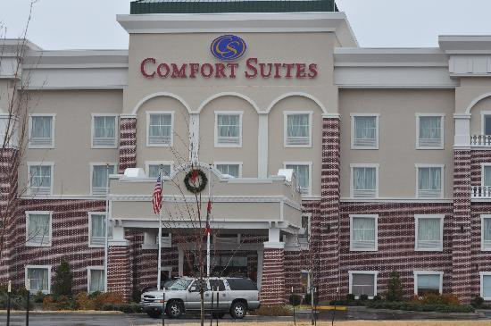 كومفرت سويتس ويست ممفيس: Comfort Suites Wets Memphis