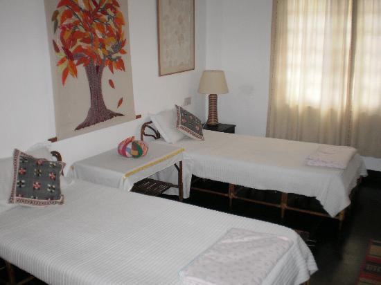 Vatika Guest Home: My room when I came in