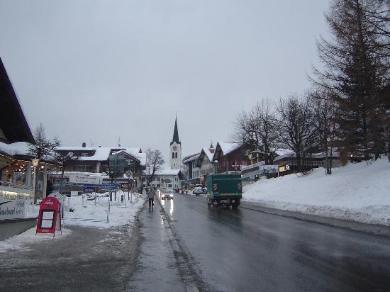 Riezlern, Austria: Walserstrasse