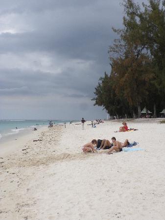 Pallagino Guest House: la plage
