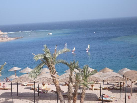 Al Nabila Grand Bay Makadi: spiaggia