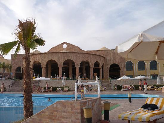 Al Nabila Grand Bay Makadi: ristorante
