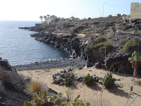Bahia Principe Tenerife: Strandbucht
