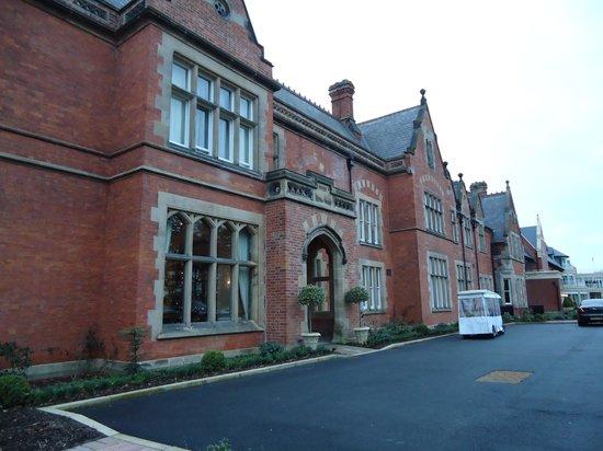 Rockliffe Hall: HOTEL