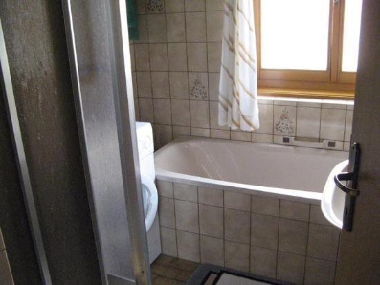 Komfort Ferienwohnungen Reichmann: Bad/Dusche, Toilette separat