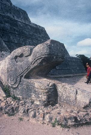Puerto Morelos, Meksika: Chichen Itza