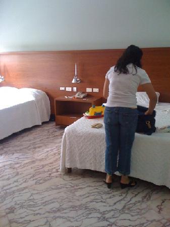 Aparthotel Torres de Alba: habitacion2