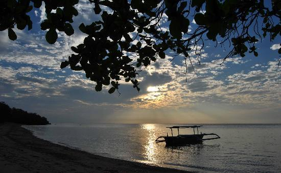 Situbondo, Indonesien: Bama beach, Baluran National Park, East Java, Indonesia