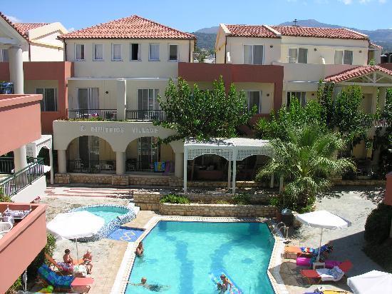 Hotel Smartline Dimitrios Beach Kreta